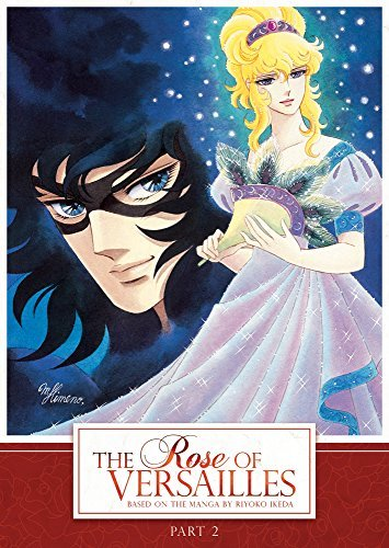 Rose Of Versailles Part 2 DVD