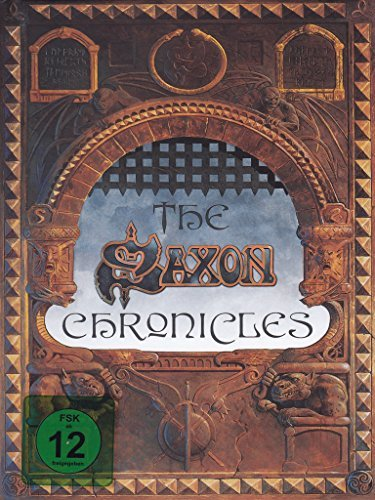Saxon The Saxon Chronicles 2dvd 1cd
