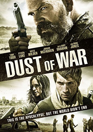Dust Of War Todd Luke Wilder DVD Nr