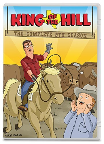 King Of The Hill Season 9 DVD