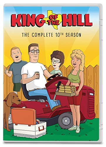 King Of The Hil Season 10 DVD