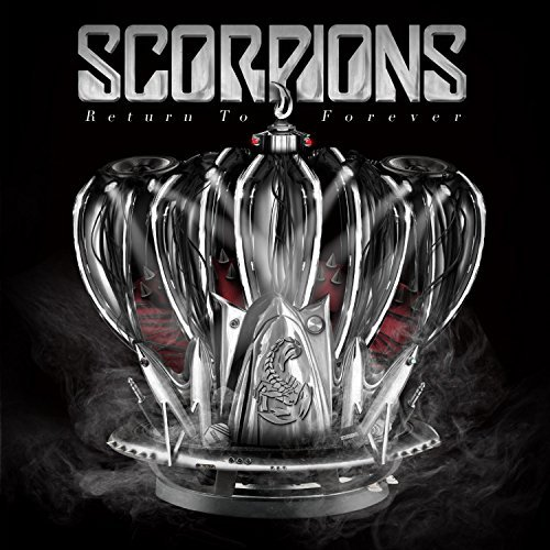 Scorpions Return To Forever Deluxe Edit Import Eu