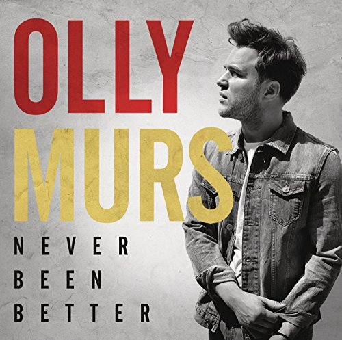 Olly Murs Never Been Better