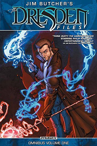 Jim Butcher Jim Butcher's The Dresden Files Omnibus Volume 1