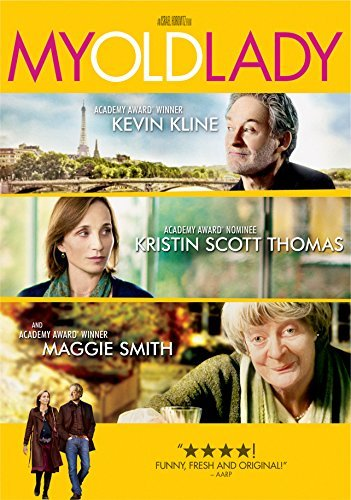 My Old Lady Kline Thomas Smith DVD