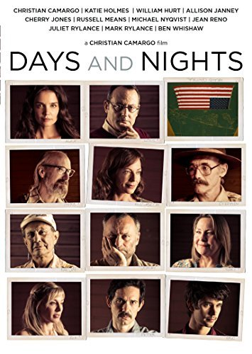 Days And Nights Holmes Hurt Janney DVD Nr
