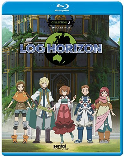 Log Horizon Collection 2 Blu Ray