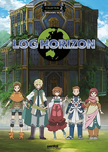 Log Horizon Collection 2 DVD