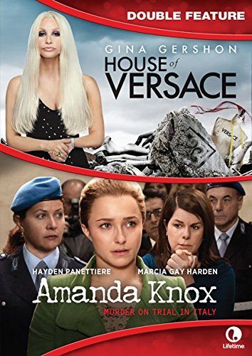 House Of Versace Amanda Knox Double Feature DVD