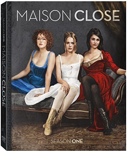 Maison Close Season 1 Blu Ray