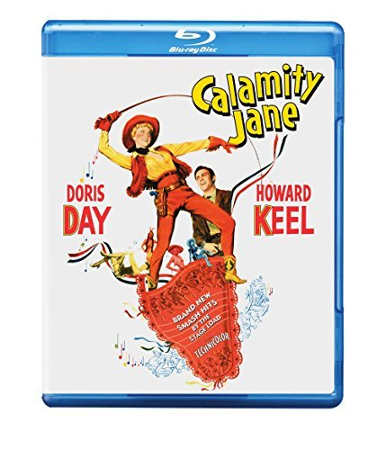 Calamity Jane Day Keel Blu Ray Nr