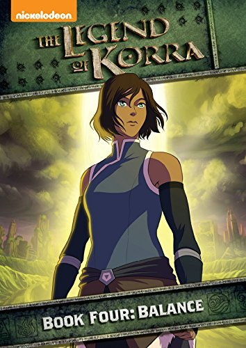 Legend Of Korra Book Four Ba Legend Of Korra Book Four Ba DVD