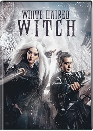 White Haired Witch White Haired Witch DVD Nr