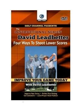 DVD Four Ways To Shoot Lower S Golf Multimedia