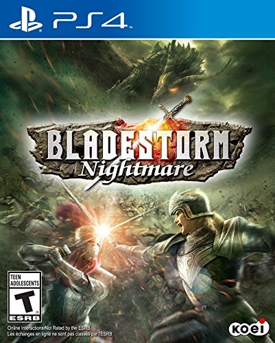 Ps4 Bladestorm Nightmare