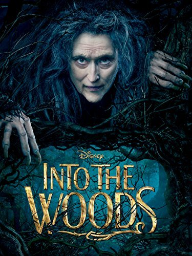 Into The Woods Streep Kendrick Pine Blunt Blu Ray Dc