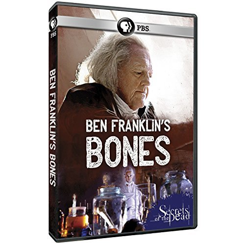 Secrets Of The Dead Ben Franklin's Bones Pbs DVD