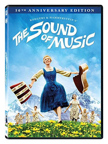 Sound Of Music Andrews Plummer DVD G 50th Anniversary Edition