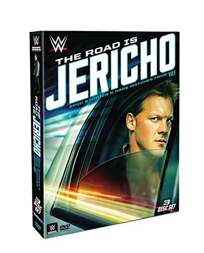 Wwe The Road Is Jericho Epic Stories & Rare Matches From Y2j DVD