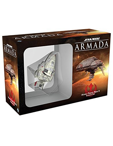 Fantasy Flight Games Star Wars Armada Assault Frigate Mark Ii Expansion Pack