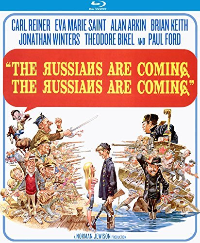 The Russians Are Coming The Russians Are Coming Reiner Saint Arkin Blu Ray Nr