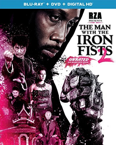 Man With The Iron Fists 2 Man With The Iron Fists 2 Blu Ray Nr