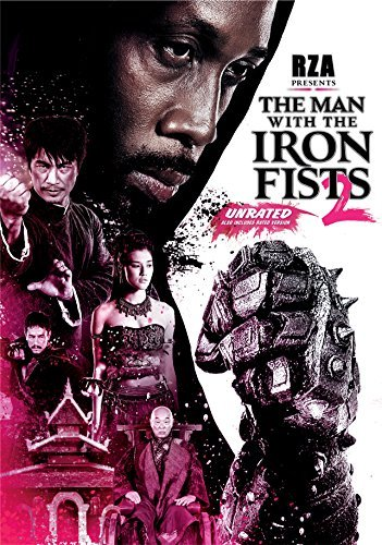 Man With The Iron Fists 2 Man With The Iron Fists 2 DVD Nr