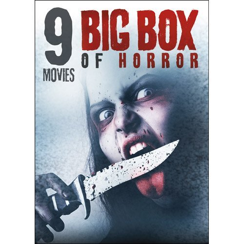 9 Movie Big Box Of Horror 9 Movie Big Box Of Horror