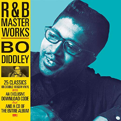Bo Diddley 25 Classics 2 Lp Incl. CD
