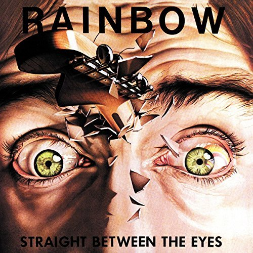 Rainbow Straight Between The Eyes