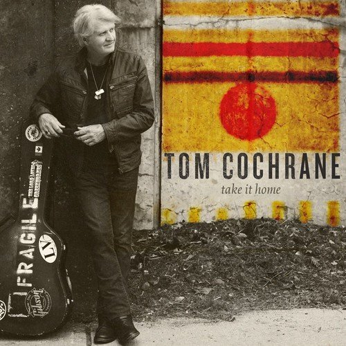 Tom Cochrane Take It Home Import Can