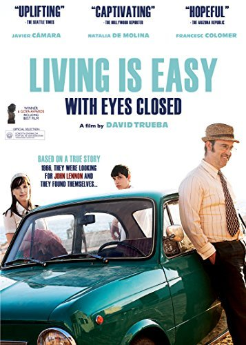 Living Is Easy With Eyes Close Living Is Easy With Eyes Close DVD Nr