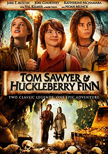 Tom Sawyer & Huckleberry Finn Tom Sawyer & Huckleberry Finn