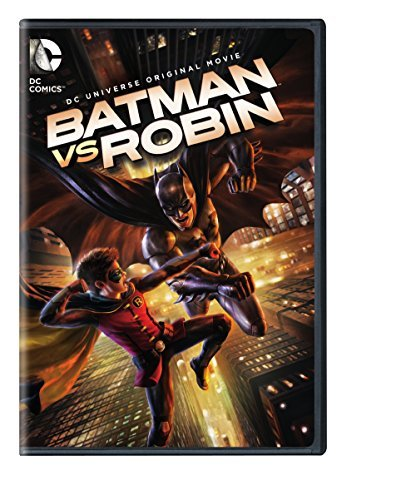 Batman Vs Robin Batman Vs Robin DVD Pg13