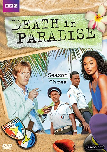 Death In Paradise Season 3 DVD