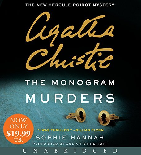 Sophie Hannah The Monogram Murders
