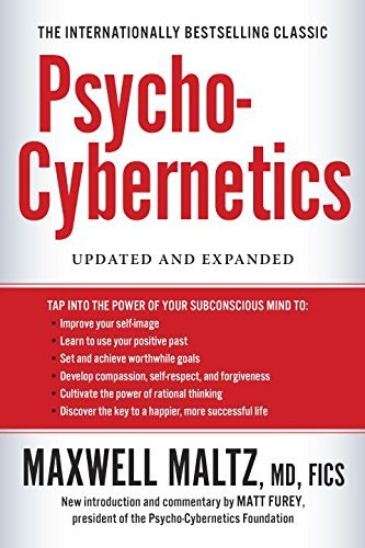 Maxwell Maltz Psycho Cybernetics Updated And Expanded Updated Expand