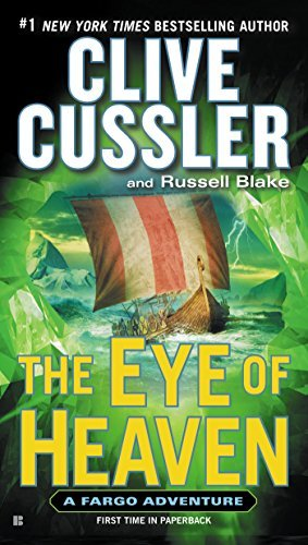 Clive Cussler The Eye Of Heaven