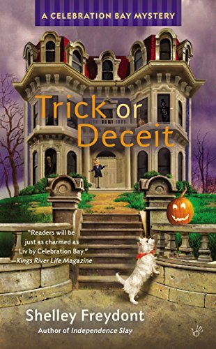 Shelley Freydont Trick Or Deceit