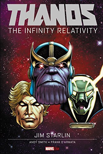 Jim Starlin Thanos The Infinity Relativity