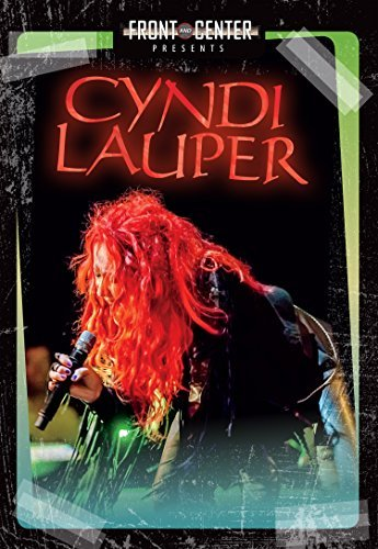 Cyndi Lauper Front & Center