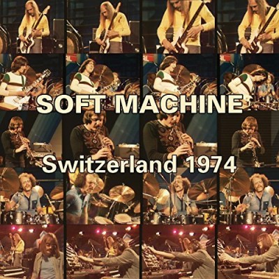 Soft Machine Switzerland 1974