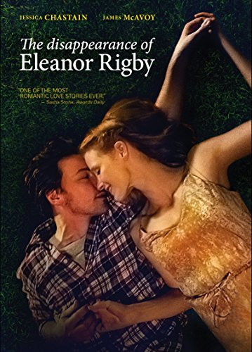Disappearance Of Eleanor Rigby Mcavoy Chastain DVD R