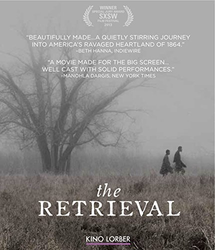 Retrieval Sanders Scott John Blu Ray R