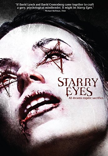 Starry Eyes Essoe Fuller Segan DVD Nr