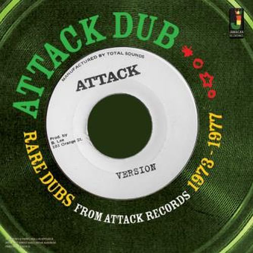 Attack Dub Rare Dubs From Attack Records 1973 1977 Lp