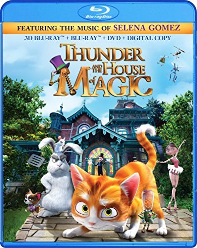 Thunder & The House Of Magic Thunder & The House Of Magic Blu Ray Nr