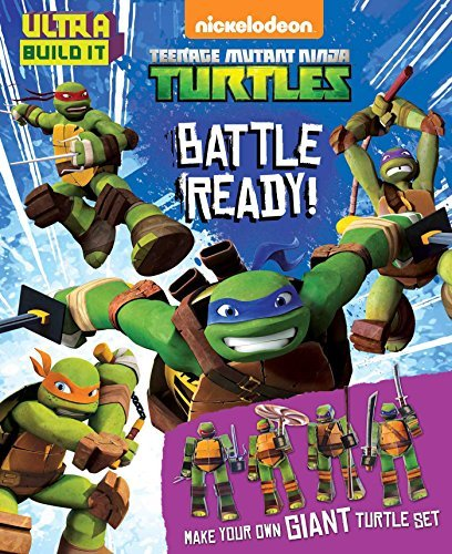 Teenage Mutant Ninja Turtles Teenage Mutant Ninja Turtles Battle Ready!