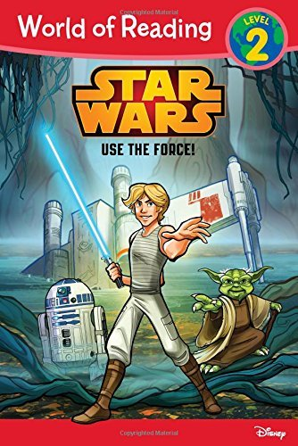 Disney Book Group Star Wars Use The Force!