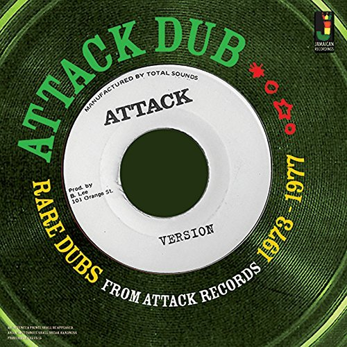 Attack Dub Rare Dubs From Attack Records 1973 1977